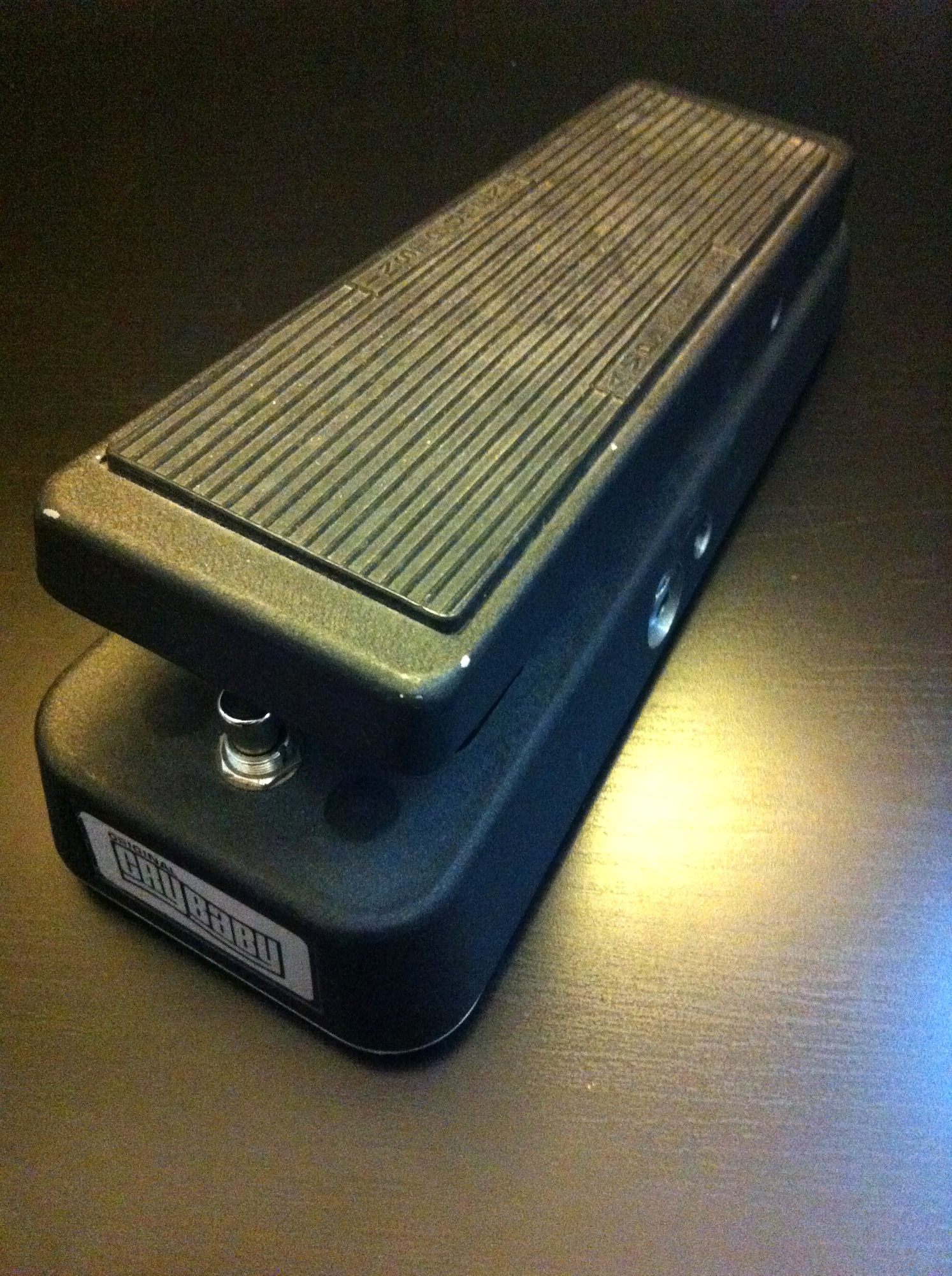Convert Crybaby Wah Pedal To True Bypass Daniele Turani Wiring Diagram