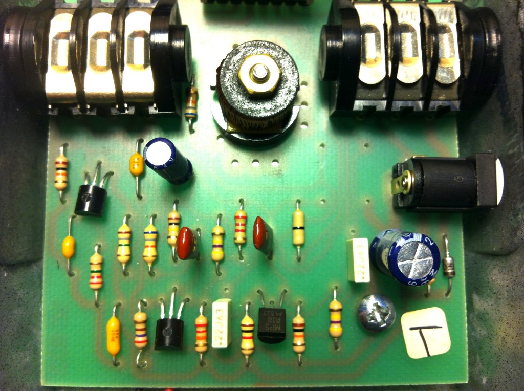 Crybaby Gcb 95 Replace Stock Inductor With Fasel
